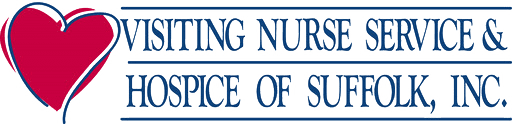 Visiting Nurse Service & Hospice of Suffolk (VNSHS) logo