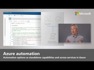 Automation options within and across services in Azure