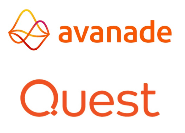 Quest and Avanade logo