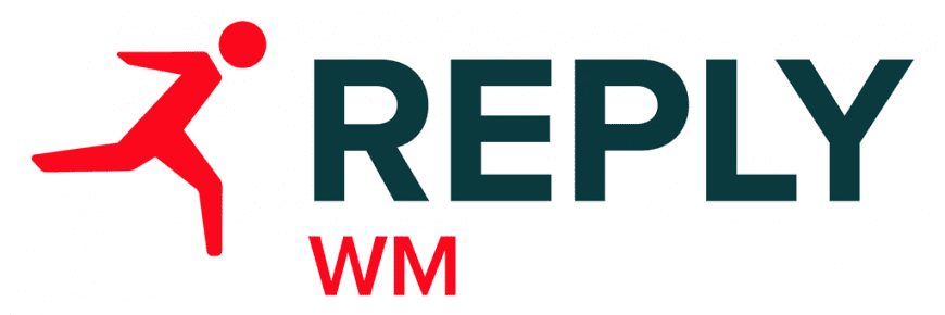WM Reply logo
