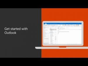 Get started with Microsoft Outlook 2016