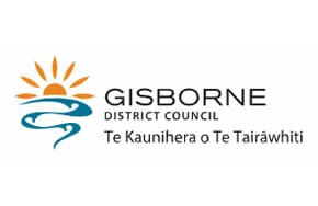 Gisborne District Council logo
