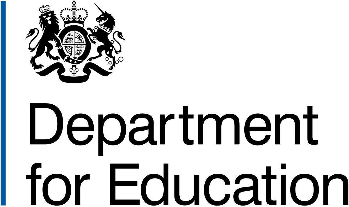 UK Department for Education logo